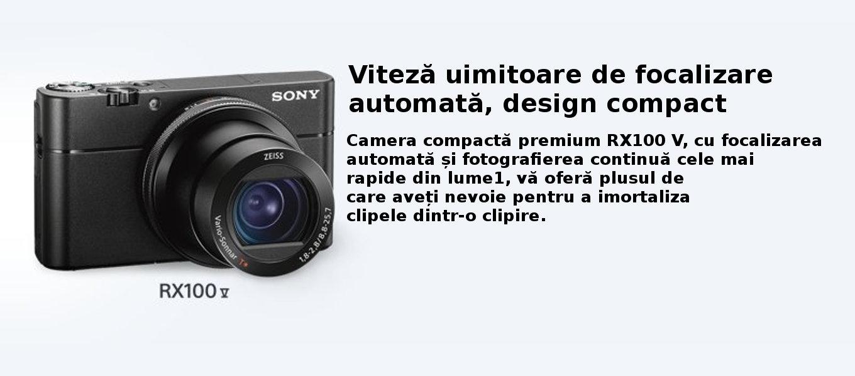 Produsele Sony prezentate in cadrul CES 2017