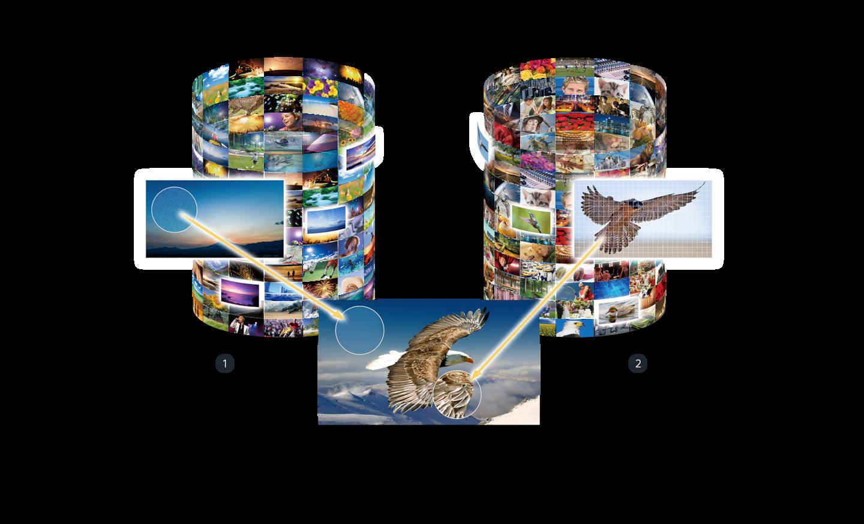 Уникальный процессор обработки изображения X1 Ultimate