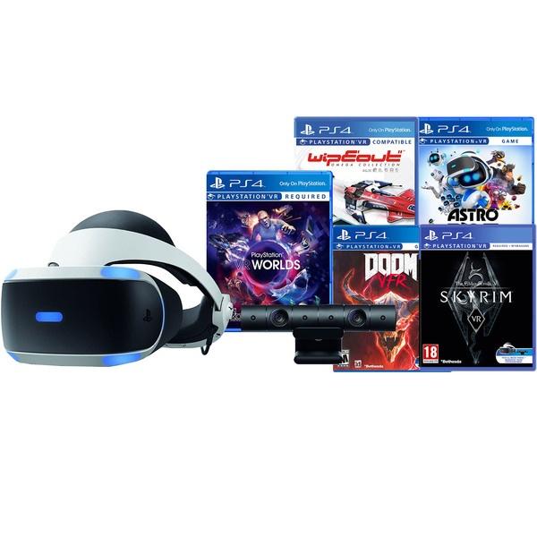 Playstation VR Mega Pack